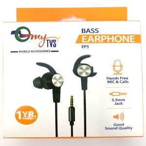 Omy TVS BASS EARPHONE EP5