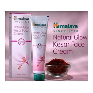 HIMALAYA HERBALS Natural Glow Kesar Face Cream 50g