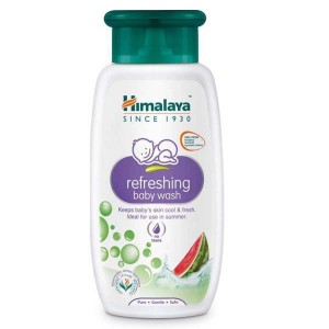 Himalaya Refreshing Baby Wash
