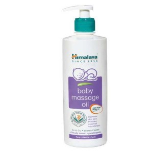 Himalaya Massage Oil