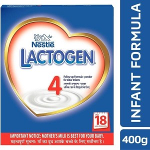 Nestle Lactogen Follow-up-Formula (Stage 4) (400 g, 18+ Months)