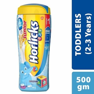 Junior Horlicks Original Flavour - Stage 2 500 g