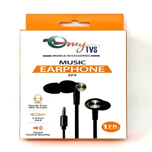 Omy TVS Music Earphone EP4