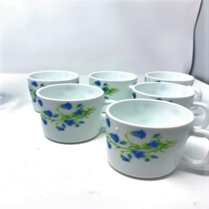 LAOPALA blue bell COFFEE MUG SET