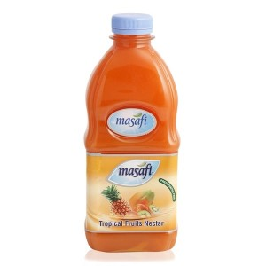 Masafi Tropical Fruits Nectar - 1 Ltr (30% OFF)