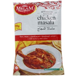 MELAM CHICKEN MASALA 100GM