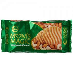 Sunfeast Mom's Magic Cashew & Almonds Biscuits