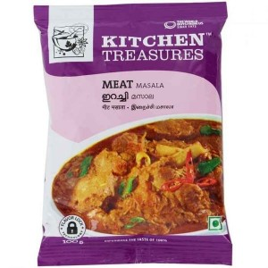 KITCHEN TREASURES MEAT MASALA 100GM