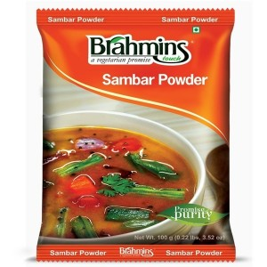 BRAHMINS SAMBAR POWDER 100GM
