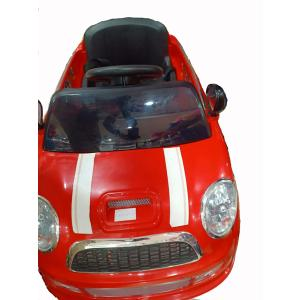Electric Car Battery Operated Ride on car with Remote Car Battery Operated Ride On (Red)