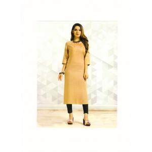 Vismay Collections Kurti (Rayon) Attire Forever