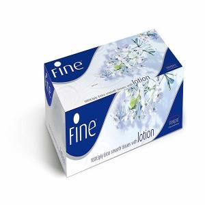 FINE LOTION FACIAL TISSUES 300 SHEETS