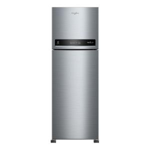 Whirlpool 265 L 3 Star Frost-Free Double Door Refrigerator (NEO DF305 PRM (4S), German Steel)
