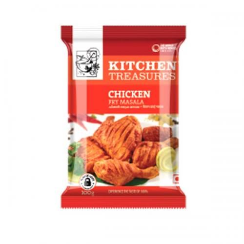 KITCHEN TREASURES CHICKEN FRY MASALA 100 GM