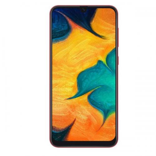 Samsung Galaxy A30 (Red, 64 GB) (4 GB RAM)
