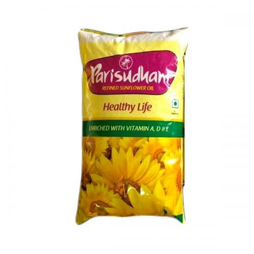 Parisudham Refined Sunflower Oil 1L